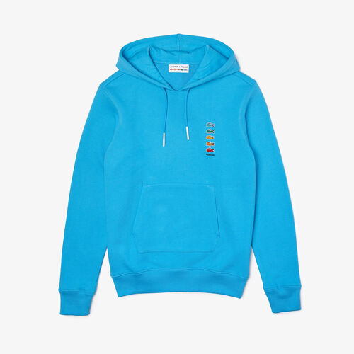 Unisex Polaroid Collaboration Cotton Fleece Sweatshirt