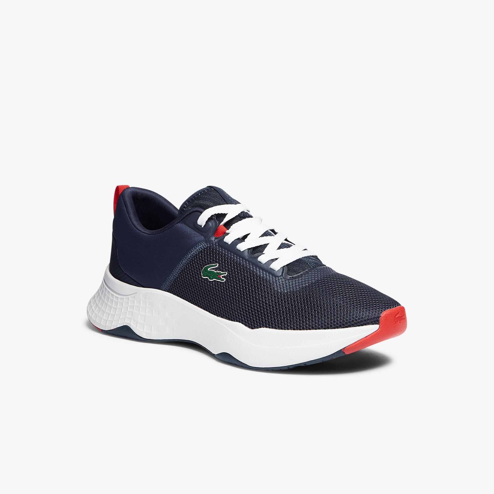 Men's Court-Drive Textile Sneakers
