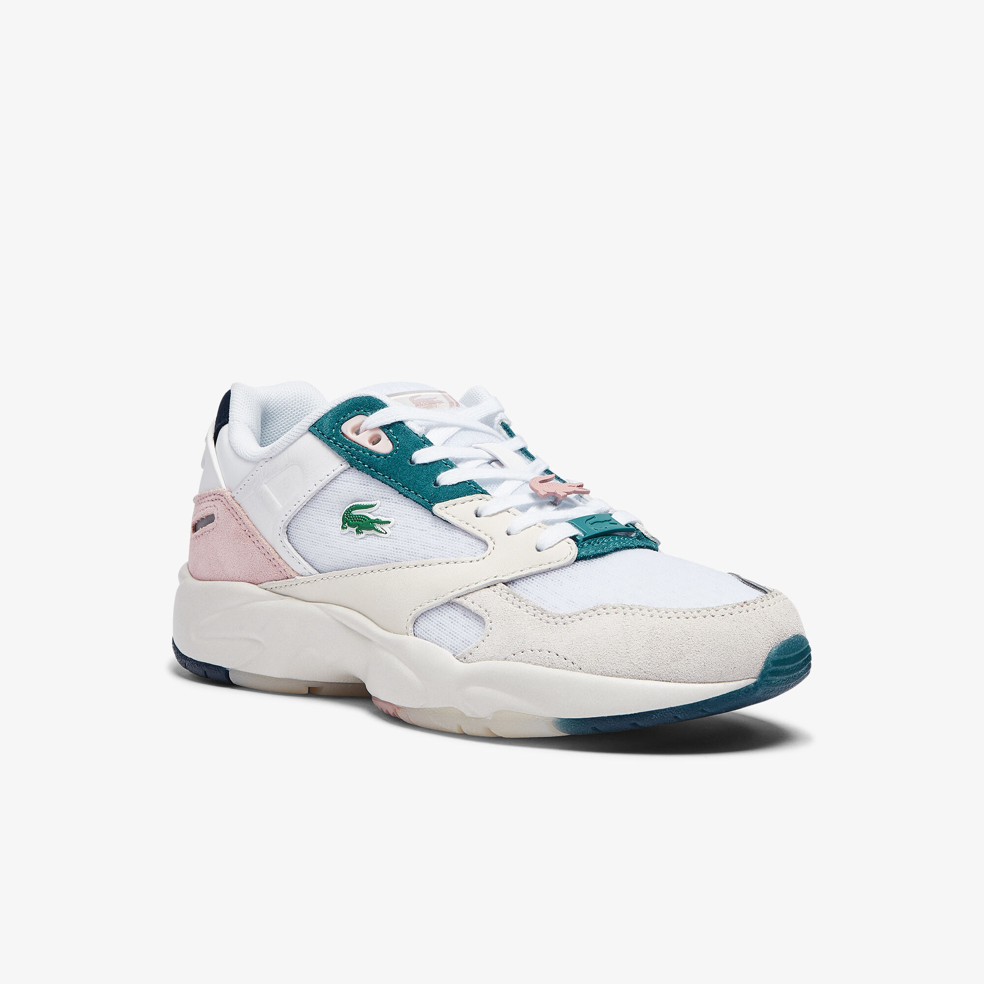 Women's Storm 96 Lo Textile, Suede and Synthetic Trainers