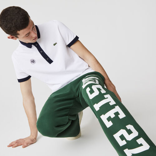 Men's Lacoste Sport French Open Edition Cotton Piqué Polo Shirt