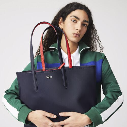 Women's Anna Reversible Bicolour Tote Bag