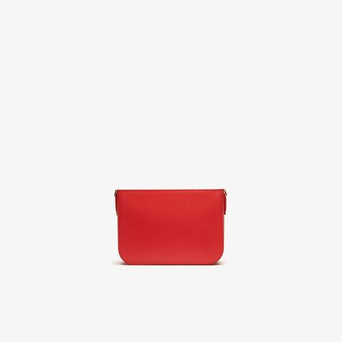 Women's Chantaco Colourblock Piqué Leather Shoulder Bag