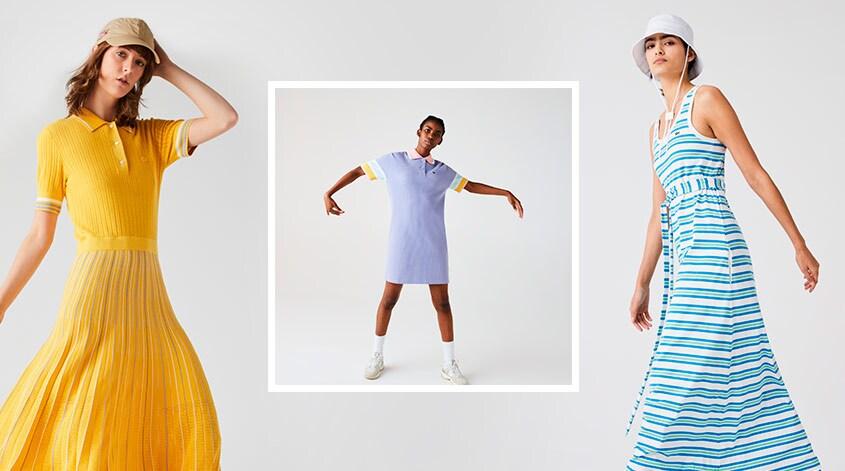 Lacoste Best Dresses